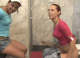 Two Spanish girls take turns pooping into a toilet in this Spanish-speaking video. Excellent!