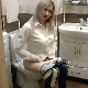 A blonde, Eastern-European girl desperately sits down on a toilet and takes a runny-sounding shit that may have been enema-induced. Presented in 720P HD. 161MB, MP4 file. About 12 minutes.