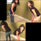 Two girls fart for the camera and then take turns shitting while sitting on a toilet. Each girl wipes the ass of the other girl. Presented in 720P HD video quality. 158MB, MP4 file requires high-speed Internet.