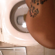 A woman with star tattoos records herself taking a shit and piss while sitting on a toilet from several different POV perspectives. See movies 7048, 7049,7157, and 7240 for more. 720P HD. Over 3 minutes.