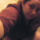 A huge fat girl farts repeatedly for the camera while in a bath tub and then later while sitting on a toilet. Great fart sounds for pudgy girl fans, but no pooping in this clip. About 3 minutes.