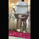 A mature woman with a big, fat butt takes an amazingly long shit while sitting on a potty chair. Poop action is clearly visible, and impressive product is shown on the floor when done. Some pissing. Presented in 720P vertical HD format. Over 5 minutes.