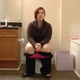 This crystal-clear video features big & beautiful Veronica breaking in her brand-new toilet by christening it with a big shit and a piss. Nice, audible plops, but no product shown. Presented in 720P HD. About 5 minutes.