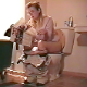 "This entire series of ""Brittanie Back To Basics"" features 24 scenes of Brittanie filming herself pooping naturally on the toilet in different bathrooms and lighting conditions. This 928MB, MP4 file is well over an hour."