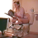 "This is one of the best ""natural"" pooping scenes that Brittanie ever did. Great sounds, great outfit, nice poop! Over 5 minutes."