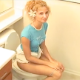 Three girls, including Kamryn & Kylee, are video-recorded peeing while sitting on a toilet. A fourth girl is recorded taking a shit and shows us her dirty toilet paper after wiping her ass. No visible or audible poop action. About 9 minutes.