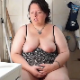 A fat girl records herself taking a noisy, wet shit while sitting on a toilet. No poop is actually seen, but sounds are great. About 5.5 minutes.