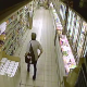 A security camera records a woman taking a shit in the frozen foods aisle at a grocery store. Hilarious!