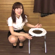 A Japanese girl gives herself an enema and later expels it into a glass vase. Several cameras are synchronized from different angles to provide the picture-in-picture bowlcam effect. Presented in 720P HD. 266MB, MP4 file. About 21.5 minutes.