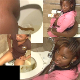 Dave from CGP video-records 6 different women pooping while sitting on a toilet and onto a plate. Pretty girls of different varieties in this one! About an hour long. 633MB, MP4 file requires high-speed Internet.