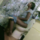 This video features 4 pretty black girls sitting on a toilet, farting repeatedly and sometimes sharting. Presented in 720P HD. 210MB, MP4 file. Over 16 minutes.