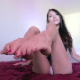 A pretty, Asian-American girl farts repeatedly in different positions while showing off her bare feet. Presented in 720P HD. 151MB, MP4 file. Over 8.5 minutes.