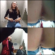 A hidden camera in a college restroom records female students pissing into a floor toilet in about 30 scenes. There is a decent shitting scene near the end of the video. Presented in 720P HD. 333MB, MP4 file. Over 28.5 minutes.