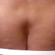 "An older woman (from the ""weight loss"" poop videos) is constipated, so she inserts her finger into her ass to get things moving along. She pulls out her finger to show us the dirty fingertip. Some pissing, too. About 4.5 minutes."
