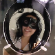 A masked Italian girl takes a shit while sitting on an acrylic potty chair with a camera directly beneath her ass for a bowlcam type effect. Presented in 720P HD. 157MB, MP4 file. About 11 minutes.