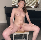 A pretty girl with reddish hair pulls out her tampon while sitting on a chair. She turns around and shits onto the floor from the edge of the chair, then wipes her ass. Action is viewed from 2 different perspectives. Presented in 720P HD. Over 5 minutes.