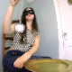 A masked girl hypnotizes you into becoming her shit slave. Once under her power, she takes a massive shit on a plate and places it in front of you. You can only imagine what could happen next. 720P HD. 118MB, MP4 file. About 10.5 minutes.