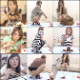 "One of the best Japanese ""Dine & Dump"" videos we have ever seen! It features over 2 hours of gorgeous girls eating and then later shitting their meals out. Their poop is later dissected. 1.5GB, MP4 file requires high-speed Internet."