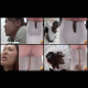 This excellent Japanese muti-cam poop video features closeup shots of the facial expressions of each girl while she shits, as well as other angles. 10 scenes with 9 girls featured. 125MB, MP4 file. About 27 minutes.