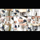 At least 26 Japanese women dressed as schoolgirls take turns shitting into a floor toilet rigged with multiple cameras. Picture-in-picture action is shown and replayed from varying angles. Presented in 720P HD. 1.31GB, MP4 file. About 2 hours.