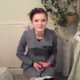 Jessica, a cute British girl, takes a shit while sitting on a toilet on her birthday. Her friend films all of her facial expressions as we are treated to a nice, big plop sound!