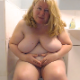 A fat, mature, British woman farts for the camera and complains of stomach cramps. She sits down on a toilet and takes a soft-sounding shit. She complains about the smell. Some pissing. Presented in 720P HD. Over 5 minutes.