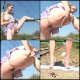 A European girl is recorded pissing & shitting in various positions and in different outdoor locations. At least 8 scenes. This is an older video taken from DVD. Over 1.14 GB, MP4 file. About 1.5 hours.