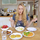 An attractive German woman shows us how to lose half a kilo in 10 minutes. Audio is most likely dubbed in and not real, but still fun to watch! Presented in 720P HD. About 3.5 minutes.
