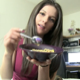 Mandy Flores eats a meal and then records herself shitting out the same meal later. Finished product is shown in a picture-in-picture format. Presented in 720P HD. 195MB, MP4 file. About 11.5 minutes.