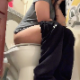 A girl takes a piss while sitting on a toilet in 5 scenes while having trouble shitting due to constipation. Farts are heard in every scene, but not much pooping. A few small plops are heard in the fourth scene. 720P HD. 164MB, MP4 file. About 12 minutes.
