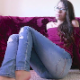 A pretty, Asian-American girl farts repeatedly in different positions while wearing tight blue jeans. Presented in 720P HD. 239MB, MP4 file. About 10 minutes.