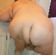 One of our users records his large wife shitting on the floor and making a huge mess. If you want to see a really big woman taking an explosive, wet shit with great audio, this video clip is for you!