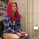 A pretty, plump, Eastern-European girl farts, shits, pisses and then brushes her teeth while sitting on a toilet. Nice loud, heavy plops are clearly heard. This is actually one of her best clips to date! Presented in 720P HD. Over 6 minutes.