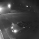 A woman gets out of her car in the middle of the night to take a shit in a vacant parking lot. The next day, her huge pile attracts the attention of many people. All captured by security camera. About 7 minutes.
