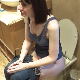 A dark-haired, mature, British girl takes a shit while sitting on a toilet. Audible, hard plops are heard after 1:30 into the clip. She pushes and rubs her ass to get more out. Presented in 720P HD. About 5.5 minutes.