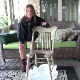 A mature woman sits on a queening chair (which works just like a potty chair), then pisses and shits onto the floor below. Presented in 720P HD. 219MB, MP4 file. About 8 minutes.