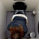 A bathroom rigged with 2 cameras records a woman taking a piss and a runny shit into a toilet. The bowlcam captures the action inside the toilet. See movies 6025, 6277, 6640, 7461, 10166 and 10170 for more! 720P HD. About 2 minutes.