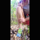 A girl records herself taking a loose, soft shit in one scene, and another huge, coiling megadump in second scene - all during a single morning jog while outdoors. Vertical format video. See movies 9025, 8736, 8786 & 8800 for more. About 5 minutes.