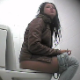 A hidden camera records an attractive woman peeing and pooping while sitting on a toilet from an excellent, side-view position. Very clear audio and video! Nice plopping sounds with wiping afterwards.