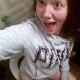 Goddess Ryan is in the rough with no makeup on, but that does not stop her from shitting like a champ as she records herself in this nice toilet selfie session. Presented in 720P HD. About 6.5 minutes.