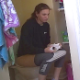 A hidden camera in a home bathroom records an unsuspecting, pretty girl sitting on a toilet and taking a shit and piss. Unfortunately, audio is muffled due to limitations of the camera. Plops are audible. 720P HD. Presented in 720P HD. About 6.5 minutes.