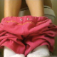 A girl records herself pissing and taking loose, gassy-sounding shits while sitting on a toilet in 2 different scenes. The girl coughs a few times, so probably has a cold. No actual poop is seen. Over 2 minutes.