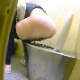A hidden camera records 3 different Eastern-European women shitting into a steel public toilet. Some pissing and diarrhea. Presented in 720P HD. About 7 minutes.