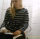 A hidden camera captures 7 different girls using a toilet in a campus public restroom. One of the girls takes a shit with her legs crossed with some audible plops. No male scenes. Presented in 720P HD. 185MB, MP4 file. About 10 minutes.