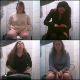 A hidden camera records about 20 girls using a public restroom at a college campus. It appears that ay least 6 of the girls are shitting, although audio is sketchy. 271MB, MP4 file. Over 42.5 minutes.