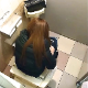 A daring cameraman records at least 8 different women taking a piss in a public restroom toilet at a store, most likely in an Asian country. No pooping in this video. Presented in 720P vertical HD format. Over 13 minutes.